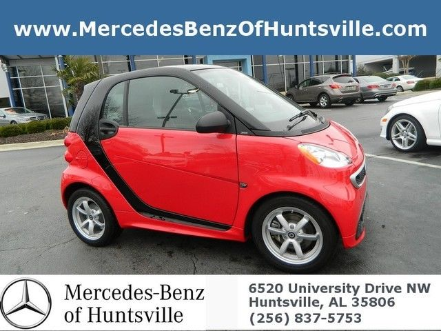 2017 Smart Fortwo Pion Great Gas Mileage Practically New Under Warranty
