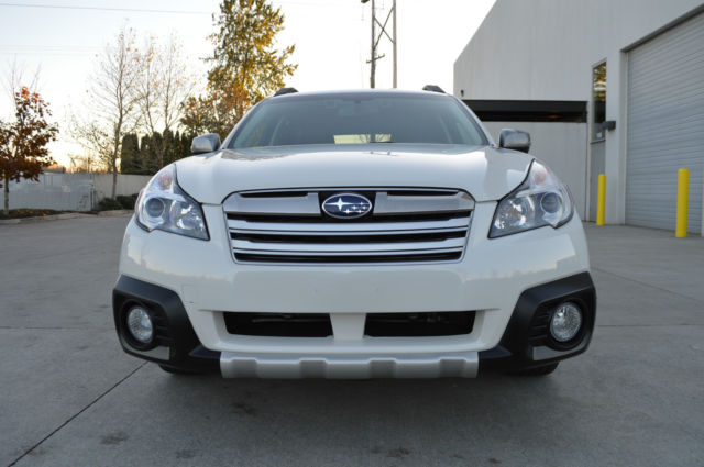 2014 Subaru Outback 25i Limited With Eyesight Special Appearance