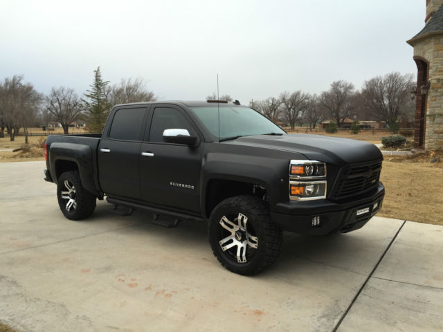 Chevy Reaper For Sale >> 2014 Supercharged Chevy Reaper 1500 4x4