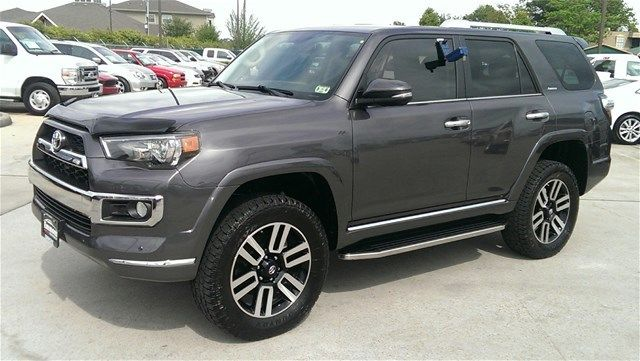 2014 Toyota 4runner Limited Lift Package Leather