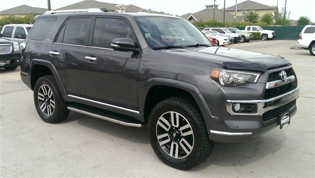 Toyota 4Runner 2014 Technical Specifications