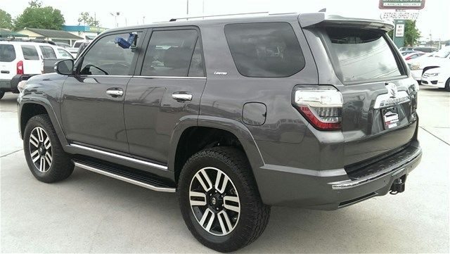 2014 Toyota 4Runner Limited LIFT PACKAGE LEATHER ...
