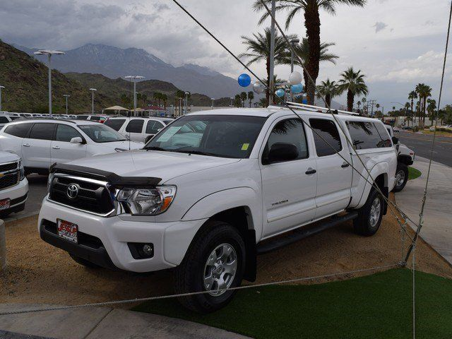 2014 toyota tacoma white with 19385 miles available now. Black Bedroom Furniture Sets. Home Design Ideas