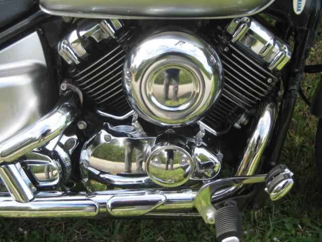 2014 Yamaha V Star 650 Model Cruiser Bike----Only 1700 ...