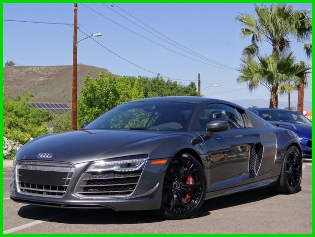 2015 Audi R8 V10 Competition Coupe Limited Production Diamond