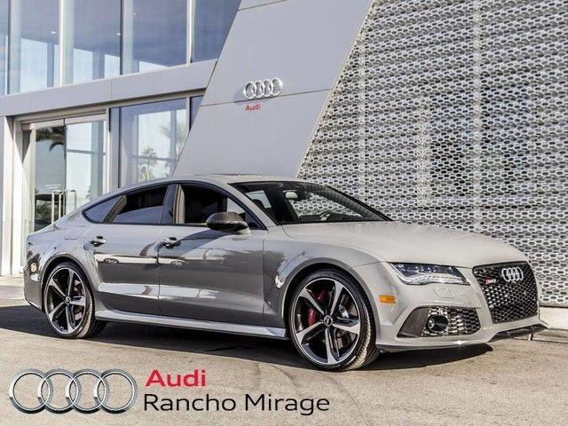 2015 Audi Rs 7 4 0t Quattro Prestige Nardo Gray Black Dynamic Carbon