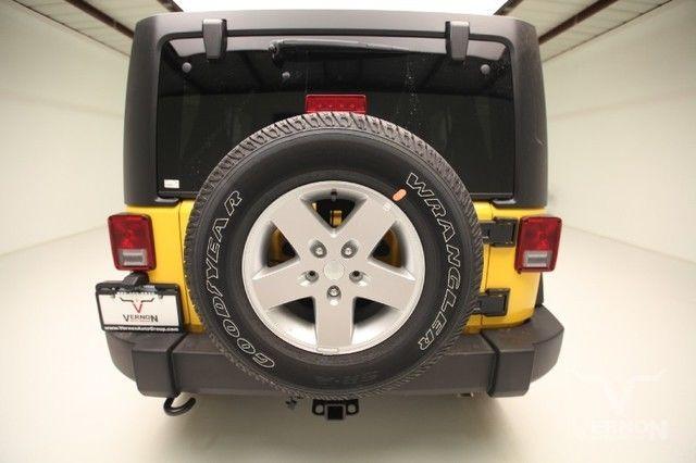 2015 Jeep Wrangler Sport 4x4