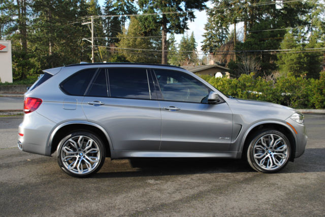 2015 Bmw X5 Xdrive35i M Sport Package Premium Package 20