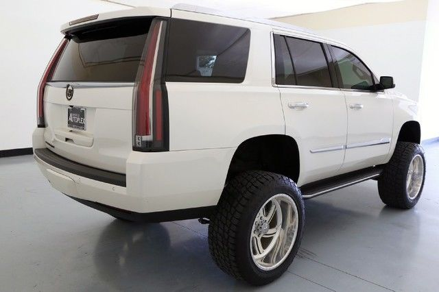 2015 Cadillac Escalade Luxury Custom Lift Kit 22in