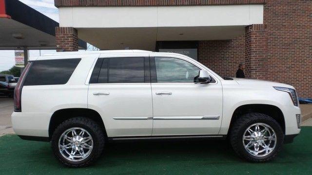 2015 Ram 1500 Leveling Kit >> 2015 Cadillac Premium - Leveling kit - Oversized tires ...