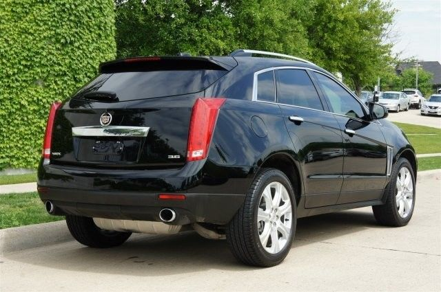 2015 Cadillac Srx Black Raven With 19034 Miles Available Now