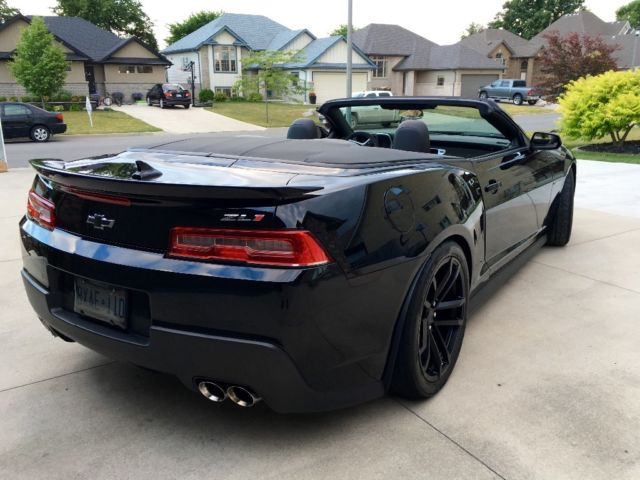 2015 chevrolet camaro zl1 convertible hennessy 700 hp. Black Bedroom Furniture Sets. Home Design Ideas