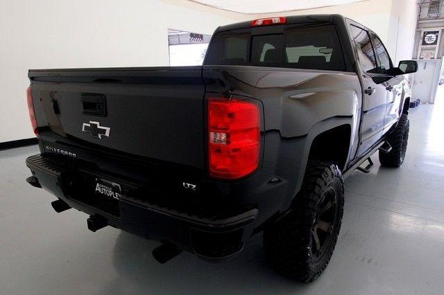 2015 Chevrolet Silverado 1500 Ltz Midnight Edition Custom