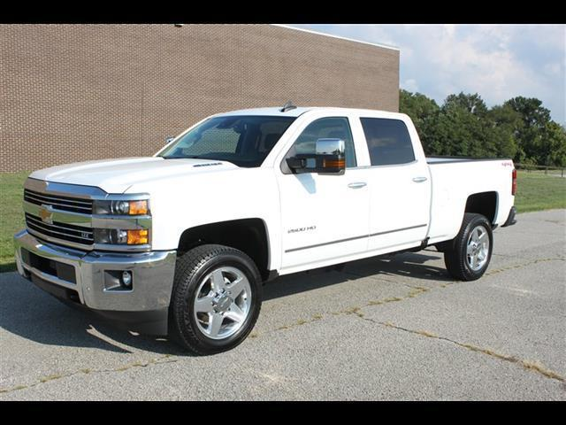 2015 Chevrolet Silverado 2500 Ltz Duramax 4wd Loaded Local Trade
