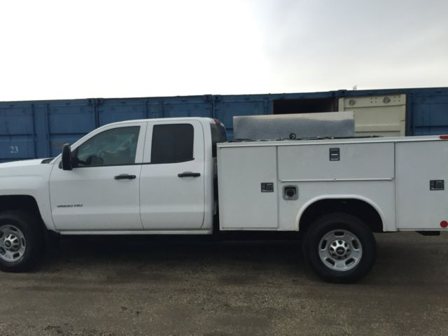 2015 chevrolet silverado 2500hd work truck service body utility bed. Black Bedroom Furniture Sets. Home Design Ideas