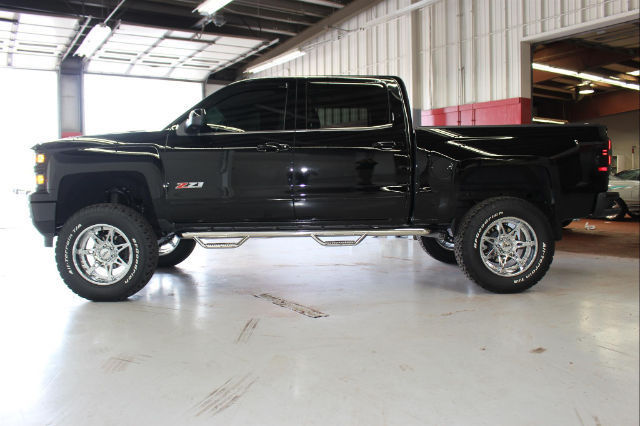 3 Inch Lift Kit For Chevy Silverado 1500 >> 2015 CHEVROLET SILVERADO LTZ Z71 6.2 V8 7 1/2 INCH LIFT KIT MOONROOF