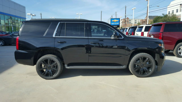 "Chevy Dealers In Delaware >> 2015 Chevrolet Tahoe LT 2WD 1500 *2 Headrest DVD 22"" Black ..."
