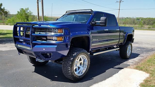 2015 chevy 2500hd ltz crew cab short bed 4x4 diesel lifted duramax 6 6l. Black Bedroom Furniture Sets. Home Design Ideas