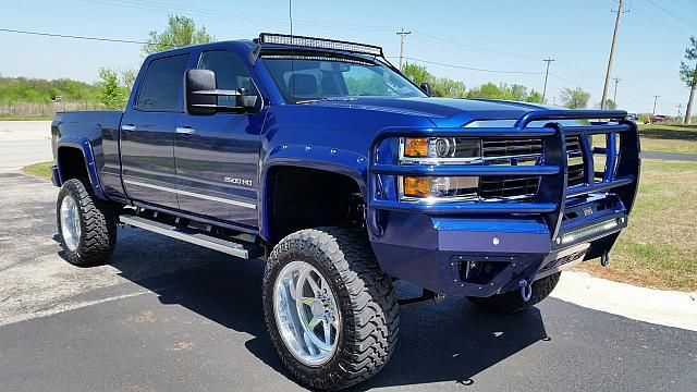 2015 chevy 2500hd ltz crew cab short bed 4x4 diesel lifted. Black Bedroom Furniture Sets. Home Design Ideas