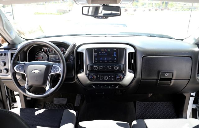 2015 Chevy Silverado 2500hd 6 6l Duramax Lt Loaded
