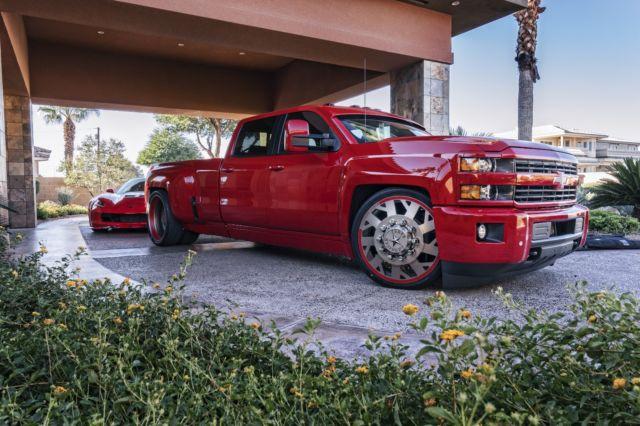 2015 Chevy Silverado 3500 HD Dually LTZ 2015 Silverado 3500hd Ltz
