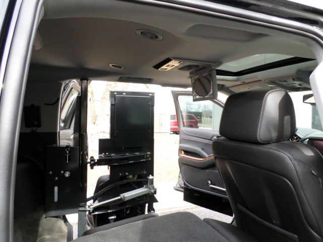 2015 Chevy Suburban with Driver's Side Ryno Mobility Swing ...