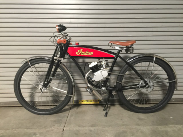 2015 Custom Built Motorcycles Other Motorized Bicycle