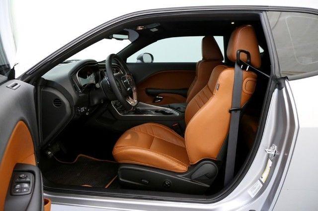 2015 Dodge Challenger Hellcat Billet Silver Automatic ...