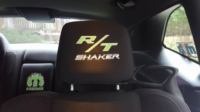 Dodge Challenger Petty Edition >> 2015 Dodge Challenger HEMI R/T SHAKER SUBLIME GREEN 1 OF 90