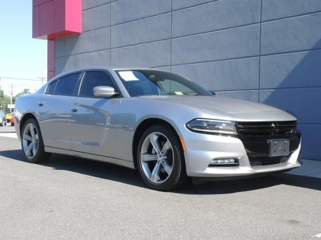 2015 dodge charger rt 2 875 miles billet silver metallic clearcoat 4dr car 5 7l. Black Bedroom Furniture Sets. Home Design Ideas
