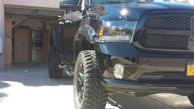 """Peoria Dodge Dealer >> 2015 Dodge Ram 1500 4x4 Quad Cab 6"""" Pro-Comp Lift 35"""" tires"""