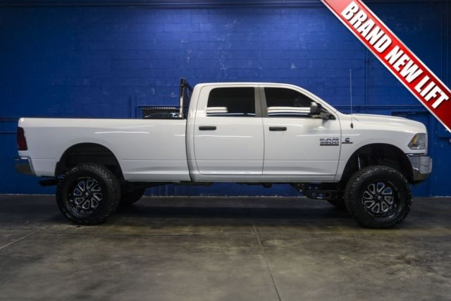 Dodge  Long Bed Size