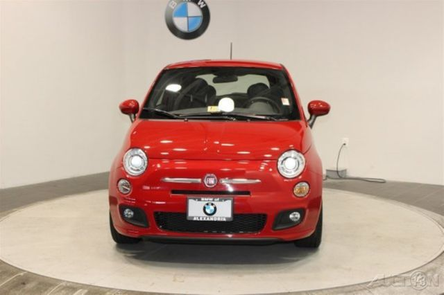 2015 fiat 500 red hatchback sport beats audio pkg comfort convenience group. Black Bedroom Furniture Sets. Home Design Ideas