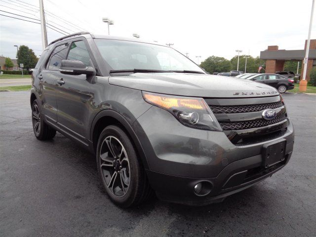 2015 ford explorer sport 29565 miles magnetic metallic sport utility twin turbo. Black Bedroom Furniture Sets. Home Design Ideas