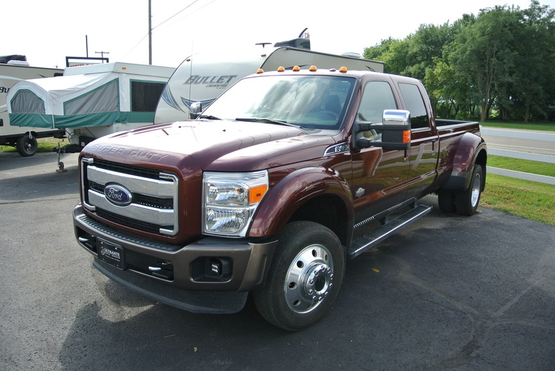 2015 ford f 450 king ranch 22k miles warranty bronze fire f350 f250 superduty. Black Bedroom Furniture Sets. Home Design Ideas