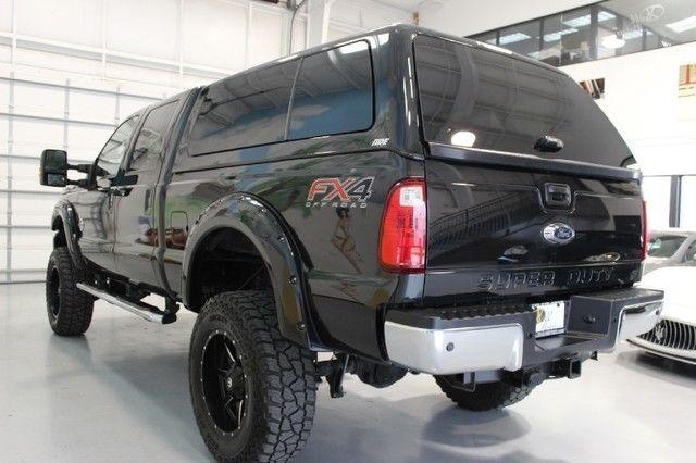 2015 ford f250 lariat fx4 6k mi diesel 6 lift 37 tires nav cooled seats roof. Black Bedroom Furniture Sets. Home Design Ideas