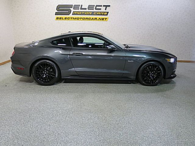2015 ford mustang gt coupe premium gt performance package 19 wheels. Black Bedroom Furniture Sets. Home Design Ideas
