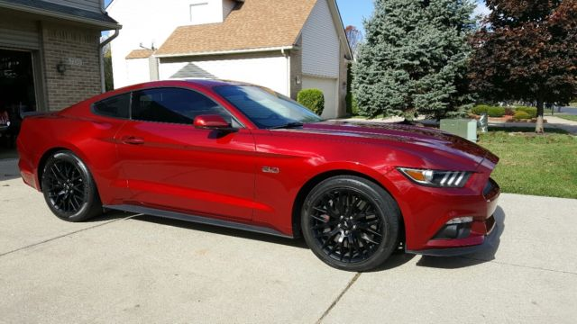 2015 ford mustang gt performance package roush upgrades. Black Bedroom Furniture Sets. Home Design Ideas