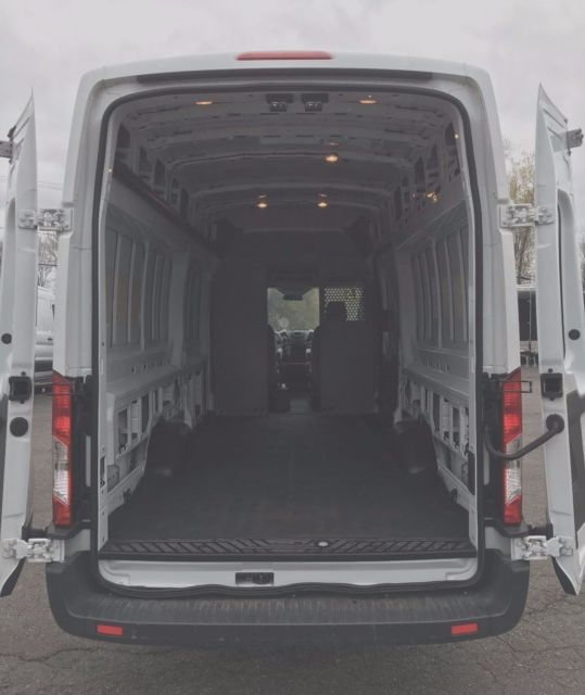 2015 Ford T250 Transit Cargo Van Long Wheel Base High