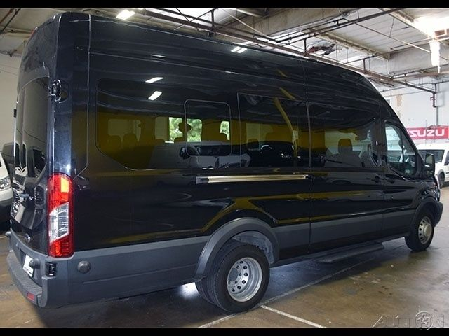 2015 ford transit 350 xl hightop extended passenger van dually. Black Bedroom Furniture Sets. Home Design Ideas