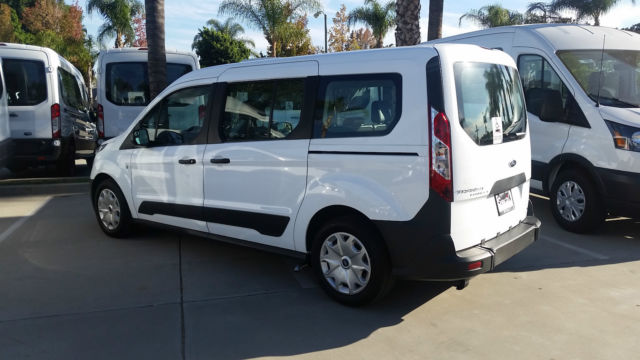 53f9d74514 ... XL Wheelchair Van with Rear Entry Manual Ramp 2.5L. 2015 Ford Transit  Connect