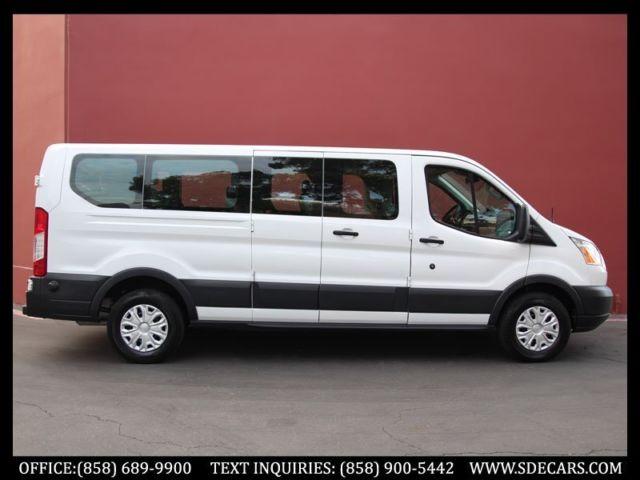 2015 ford transit t350 t 350 xlt 15 passenger. Black Bedroom Furniture Sets. Home Design Ideas