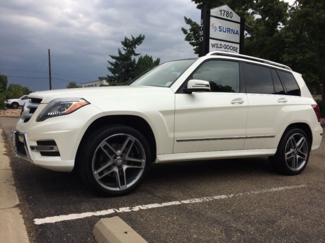 2015 glk 350 w amg styling kit 20k in options 21k miles diamond white color. Black Bedroom Furniture Sets. Home Design Ideas