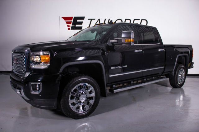 2015 gmc sierra 2500 hd denali 6 6 duramax diesel low miles. Black Bedroom Furniture Sets. Home Design Ideas