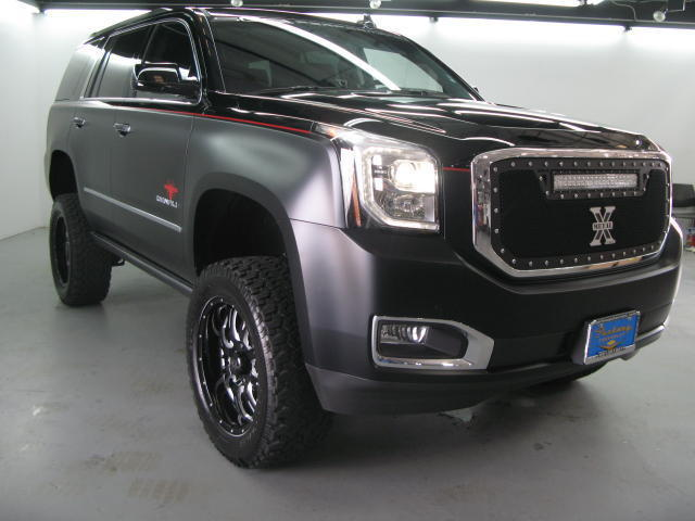 2015 Gmc Yukon Denali 4wd Sca Performance Black Widow