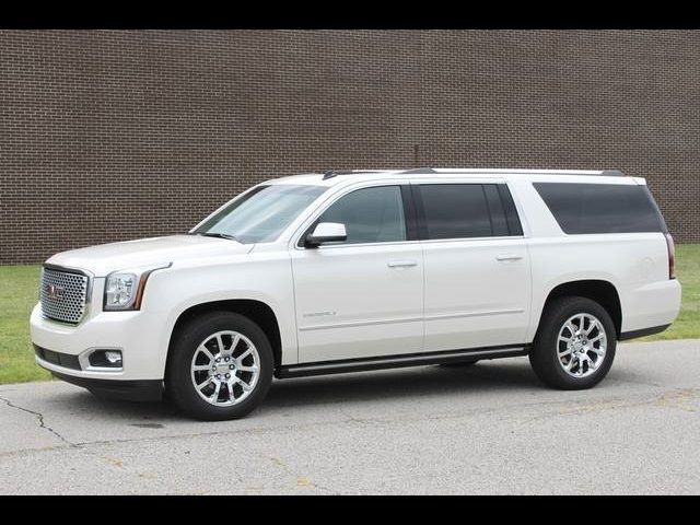2015 gmc yukon xl denali automatic 4 door suv. Black Bedroom Furniture Sets. Home Design Ideas