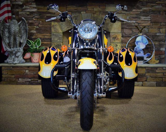 Used Cars Chattanooga >> 2015 Harley-Davidson FLRT FreeWheeler Trike Custom Build