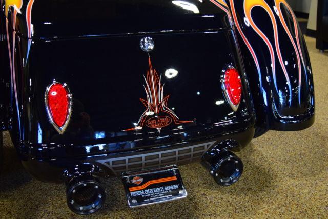 Fuel System Cleaner >> 2015 Harley-Davidson FLRT FreeWheeler Trike Custom Build