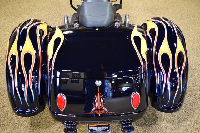 2015 Harley-Davidson FLRT FreeWheeler Trike Custom Build