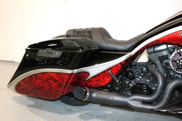 Cool Harley Davidson Paint Jobs